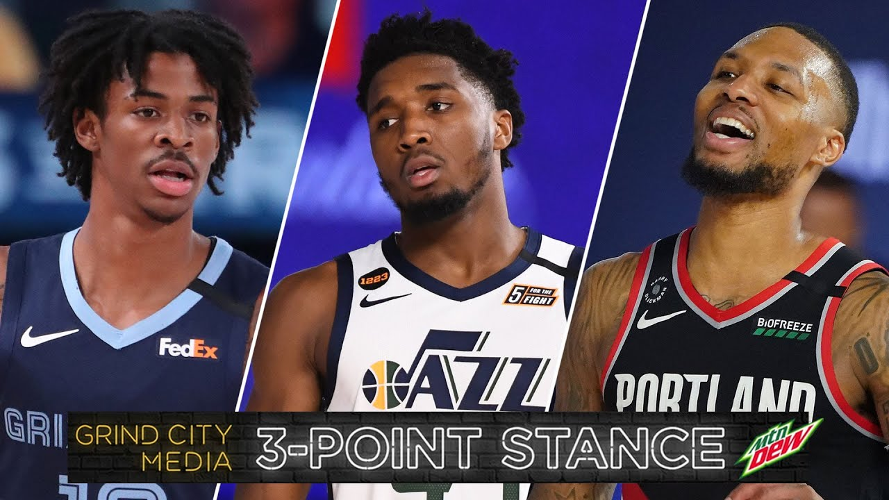 Ja Morant Shines Despite Elimination, NBA Playoff Madness, Lakers to Sweep Blazers? | 3-Point Stance