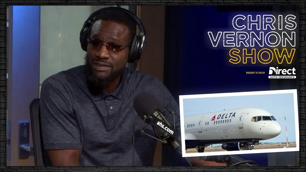 Tony Allen Details Outrageous Removal From Delta Airlines Flight After Being Racially Profiled