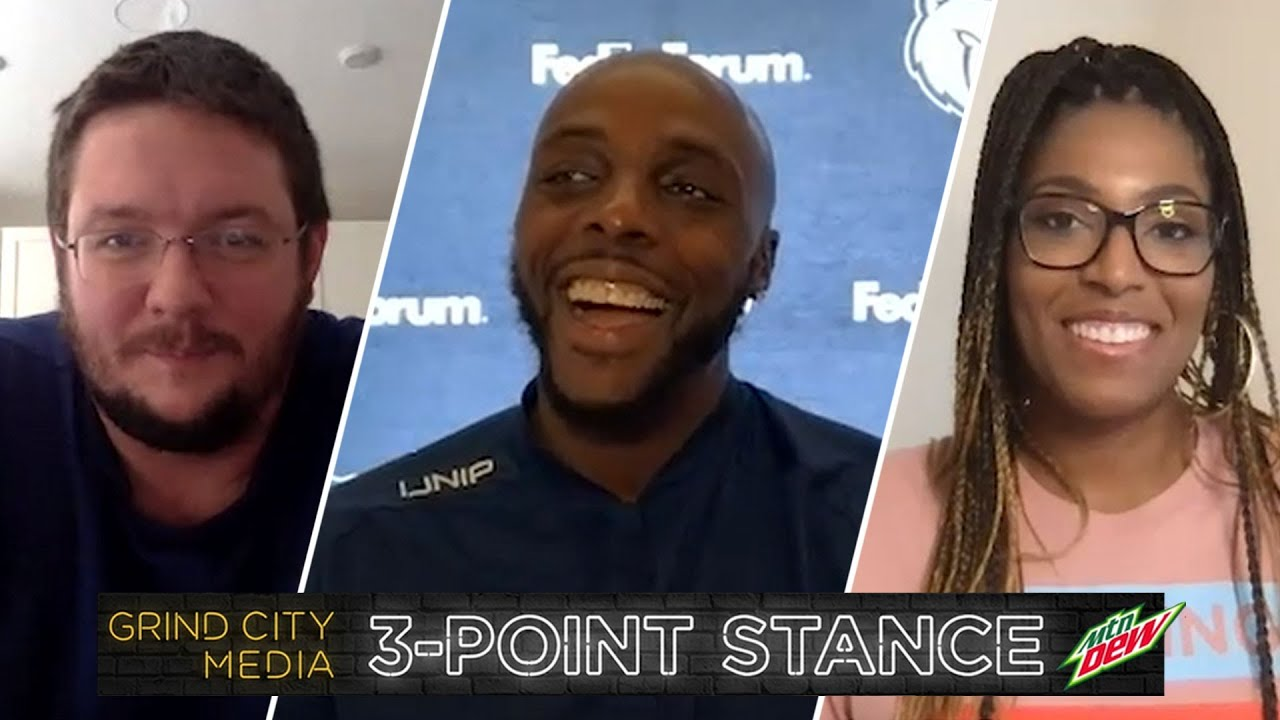 NBA Bubble Check-In with Grizzlies Anthony Tolliver | 3-Point Stance