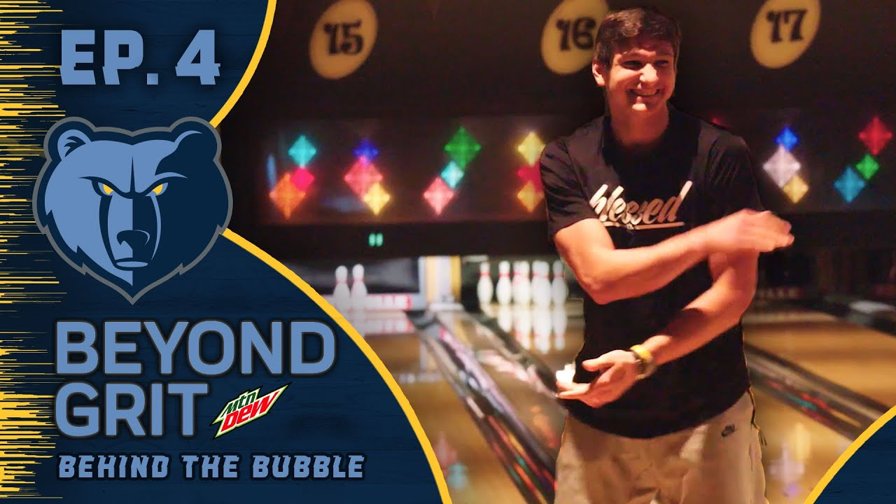 Beyond Grit: Behind the Bubble - Ep. 4   Work Hard, Play Harder