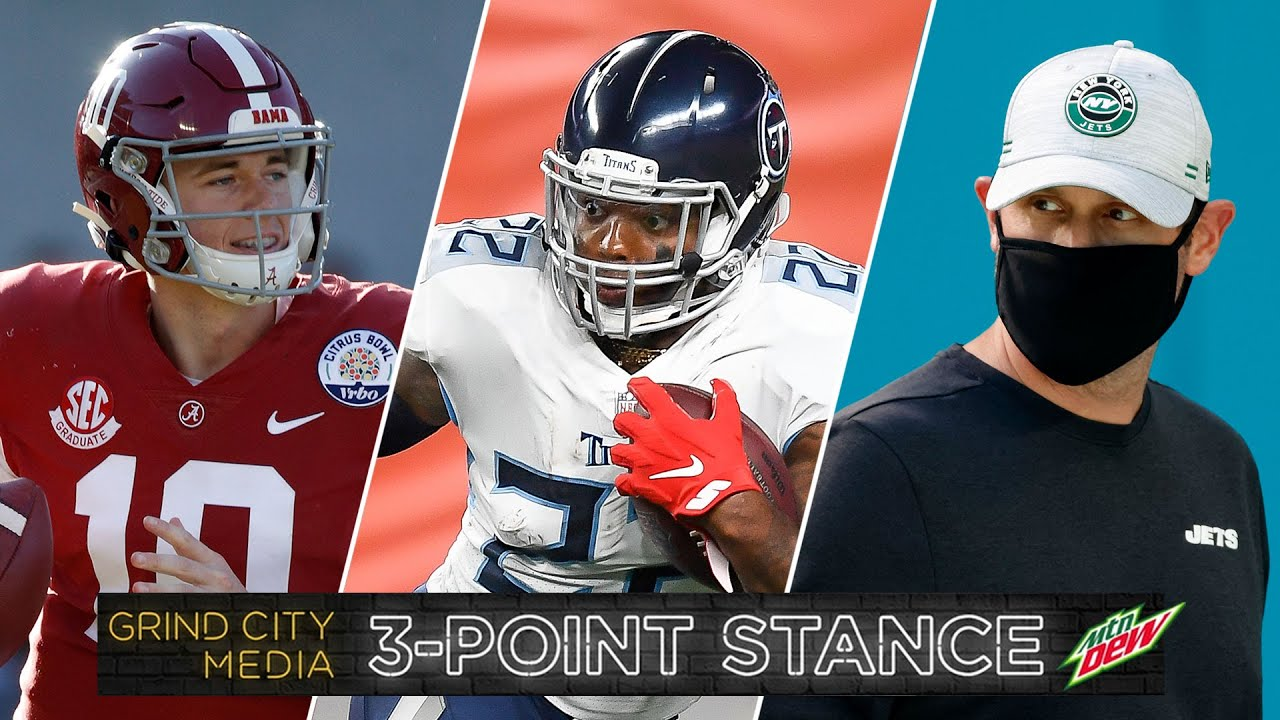2020 Heisman Predictions, NFL's Most Impressive, New York Jets woes continue | 3-Point Stance