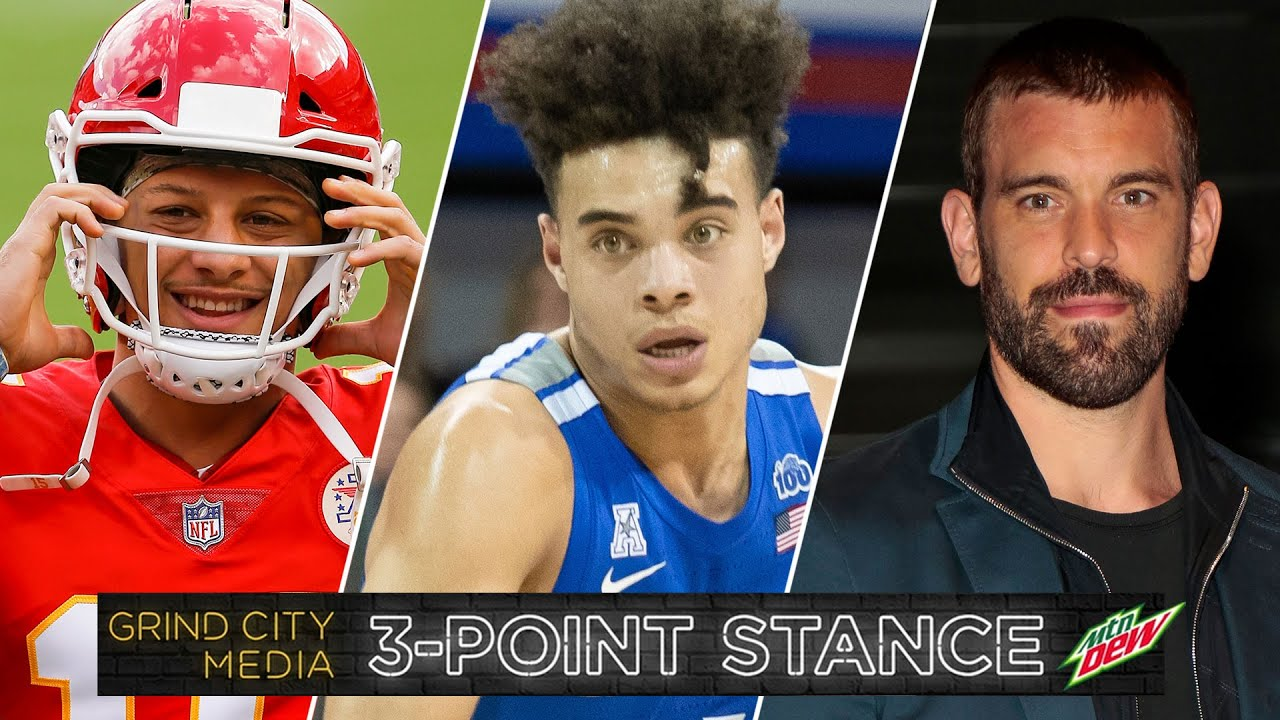 Chiefs The Frontrunners, Memphis Tigers Basketball Preview, Marc Gasol to Lakers | 3-Point Stance