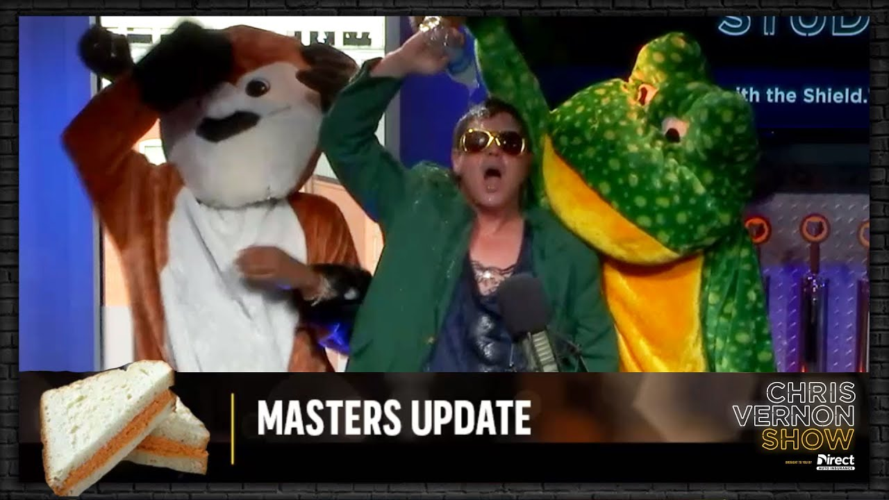 2020 MASTERS UPDATE DAY #2 | Chris Vernon Show