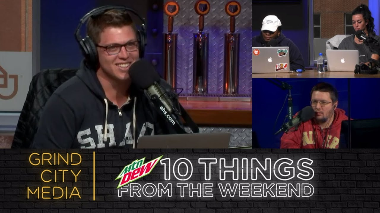 Chris Vernon Show - 11/30/20 | The Yeti + 10 Things from the Weekend!
