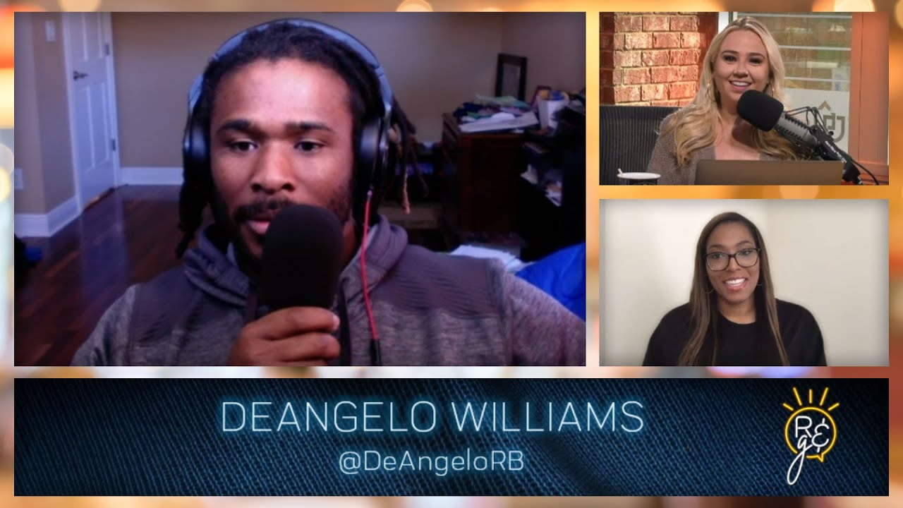 Rise & Grind - 11/18/20 | Draft Day, DeAngelo Williams and Boomer Knight