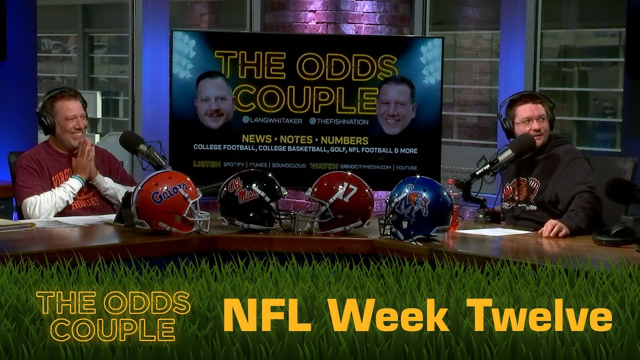 The Odds Couple: Alabama, Egg Bowl, and Pick'em Panel (Week Twelve) - ft. Lance Taylor!