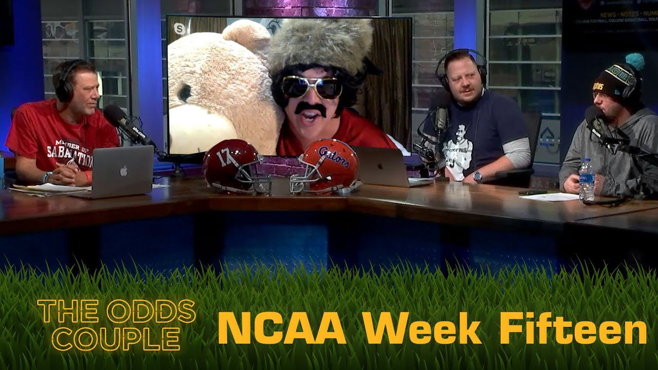 The Odds Couple: One of Those a Year + Pick'em Panel (Week Fifteen) ft. Vinnie Verno!