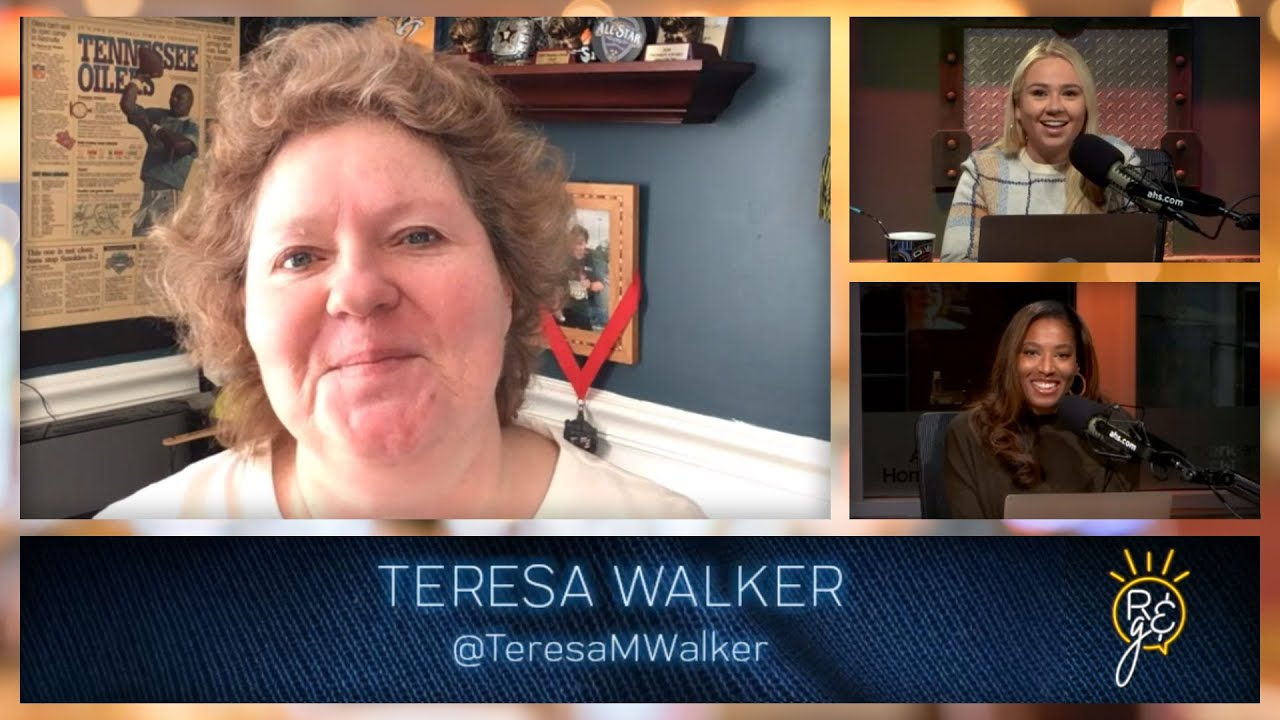 Rise & Grind - 1/28/21 | Grizz are Back, Teresa Walker and Take a Chill Pill