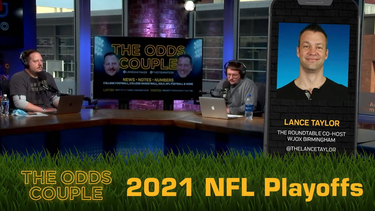 The Odds Couple: The Week Lang Has to Work + Pick'em Panel ft. Lance Taylor