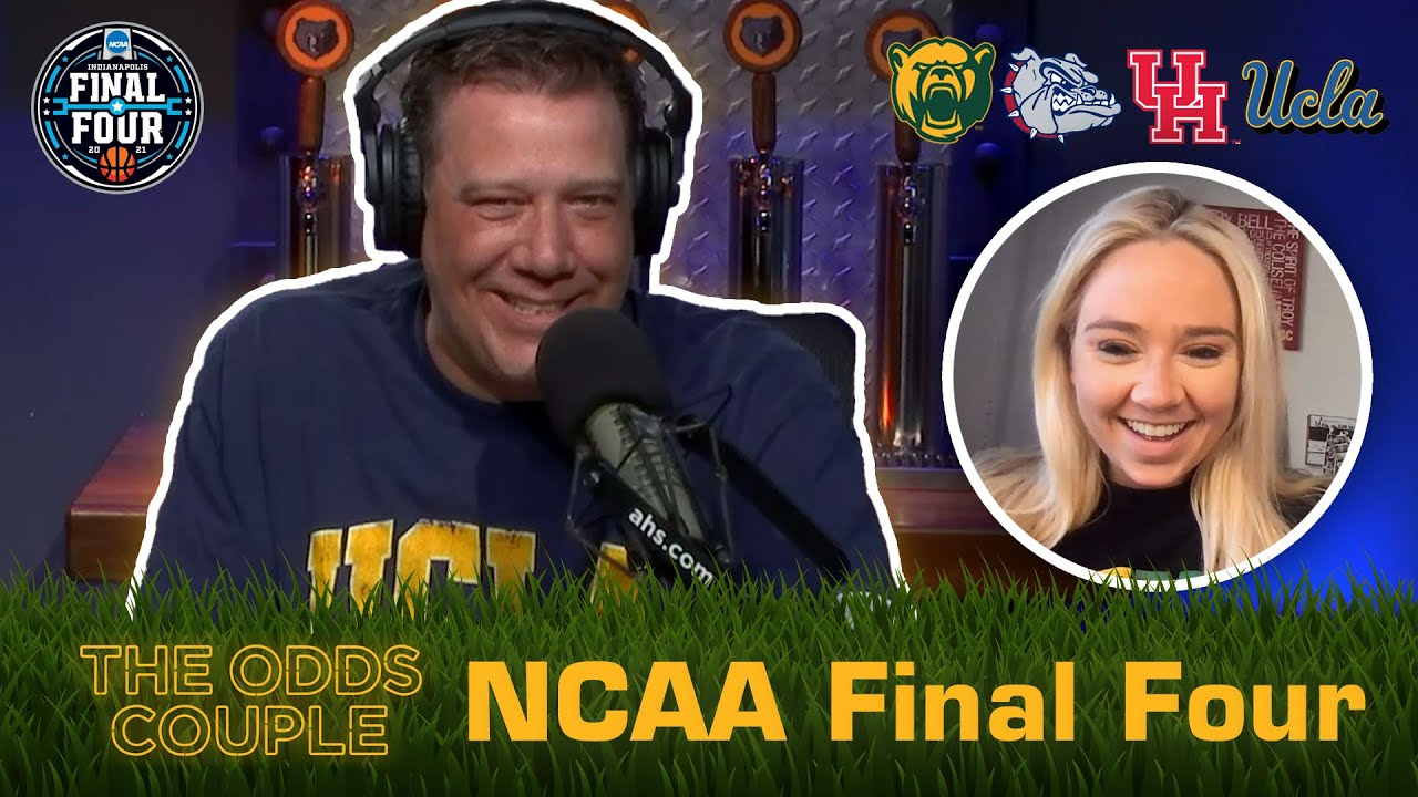The Odds Couple: March Madness Final Four Predictions & MLB Futures! + Pick'em Panel