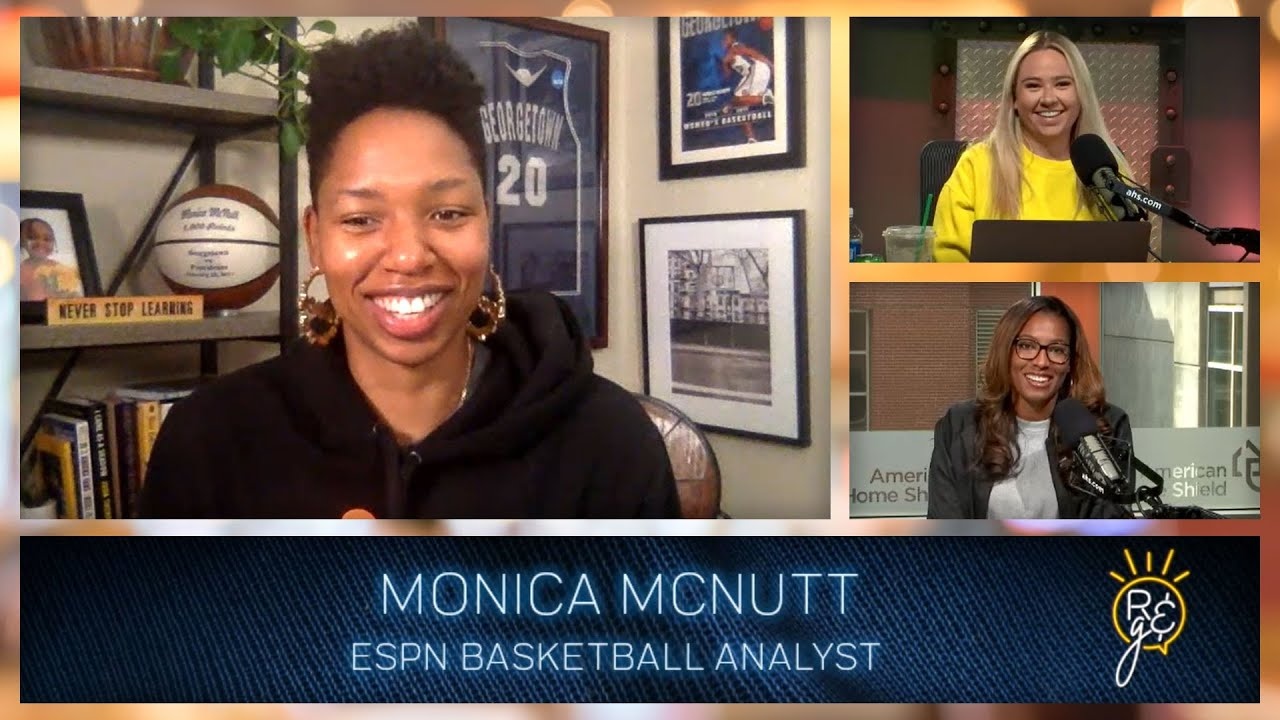Rise & Grind - 5/25/21 | Monica McNutt, Be a Lady and Water Fountains