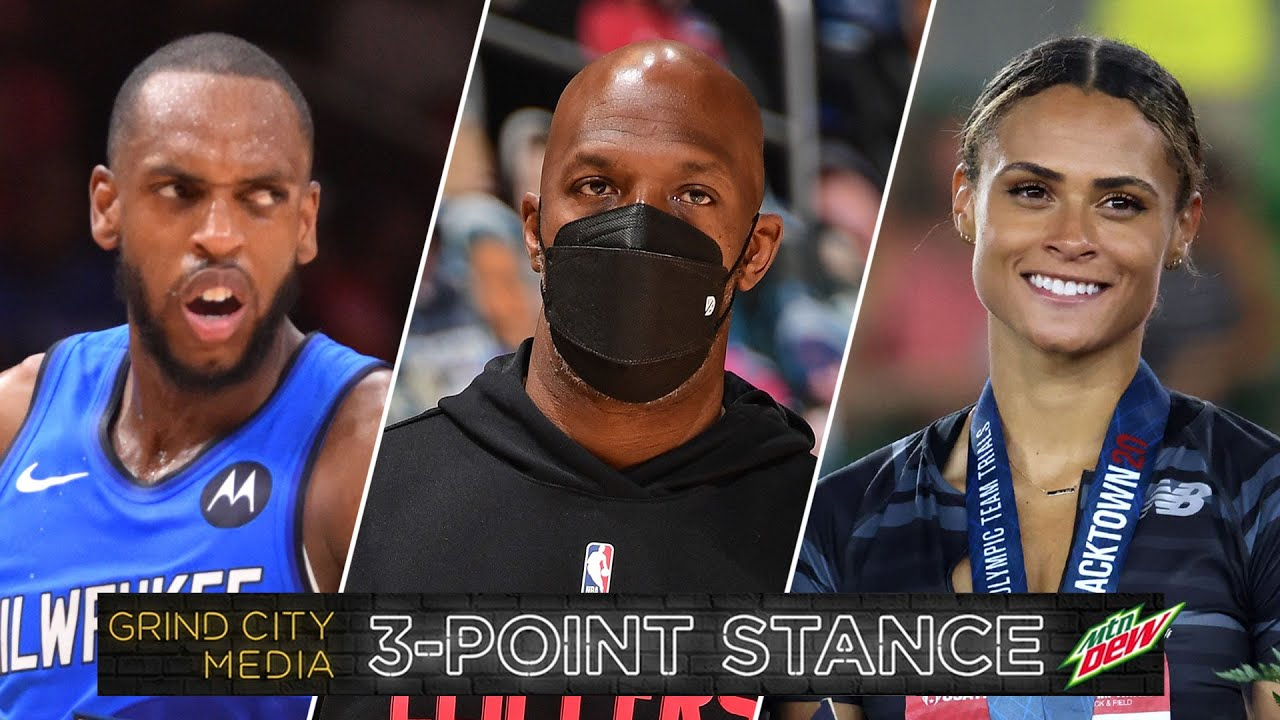 Khris Middleton Catches Fire, Chauncey Billups In (Dame Out?), Team USA Dazzles   3-Point Stance