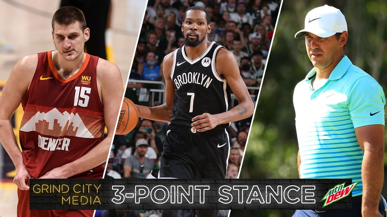 Flagrant 1 or Flagrant 2, Brooklyn without Kyrie Irving, U.S. Open Drama   3-Point Stance