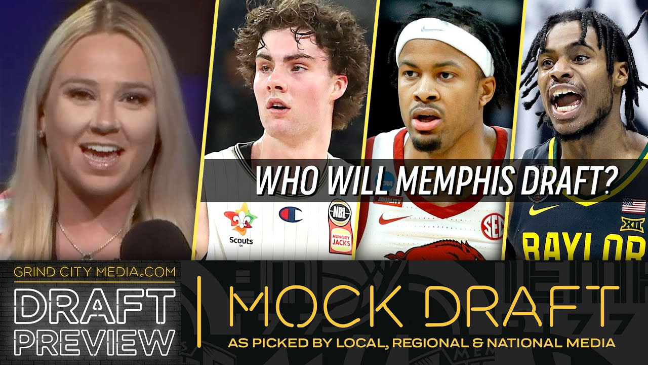 2021 NBA Draft Preview: Grizzlies Draft Prospects, Trade Rumors + More!