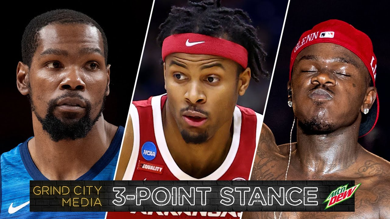 Team USA Falls to France, Grizzlies Trade Rumors, Rolling Loud Review | 3-Point Stance
