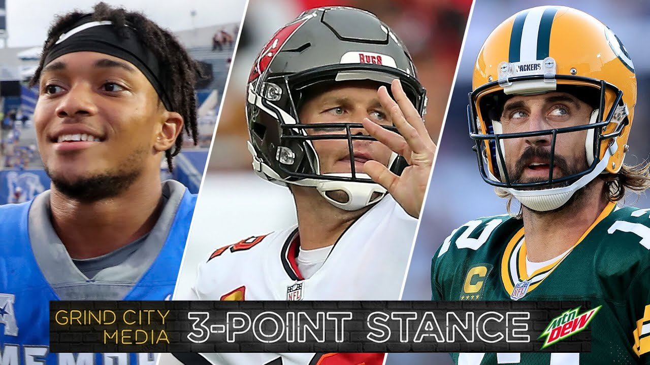 Memphis vs Miss. State Officiating Error, NFL Week 2, and MNF Predictions! | 3-Point Stance