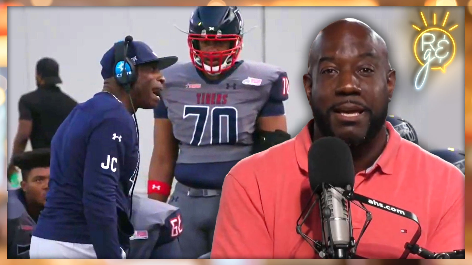 Southern Heritage Classic Brings Exposure to HBCUs + Deion Sander's JSU Dominance | Rise & Grind
