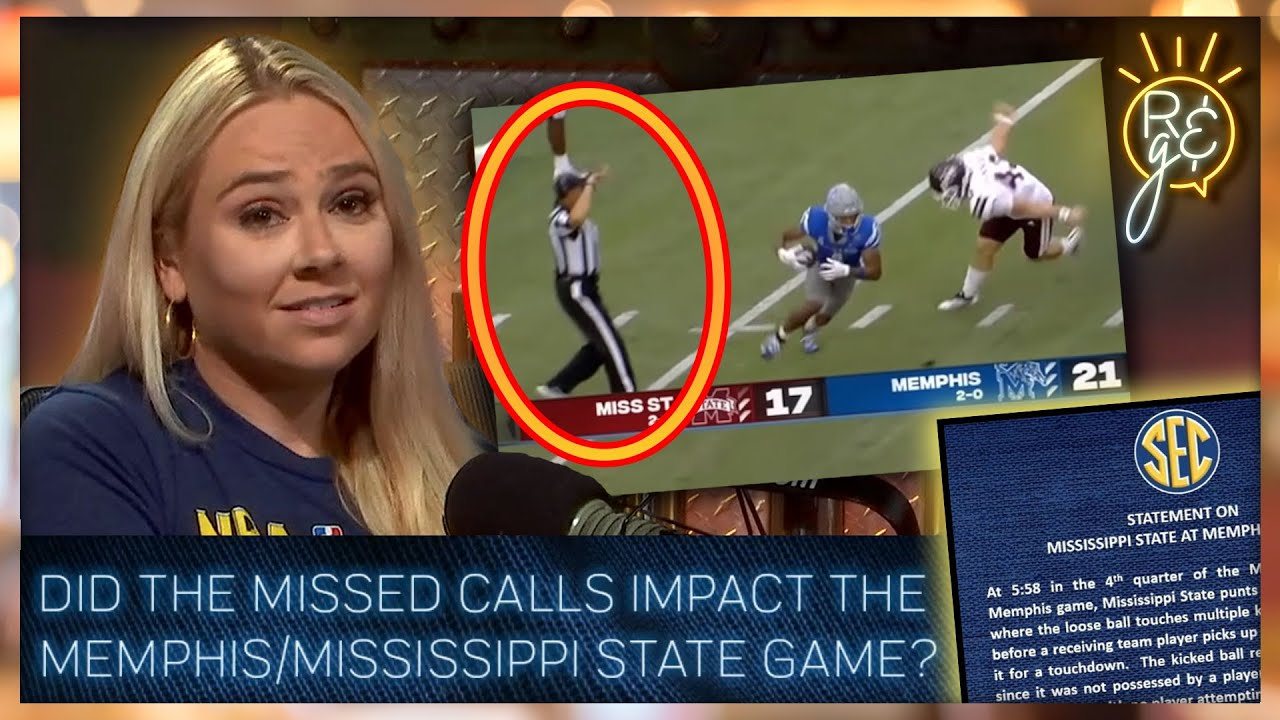 Missed Call Leads to 94-Yard Punt Return?? *A Breakdown* + SEC's Statement   Rise & Grind