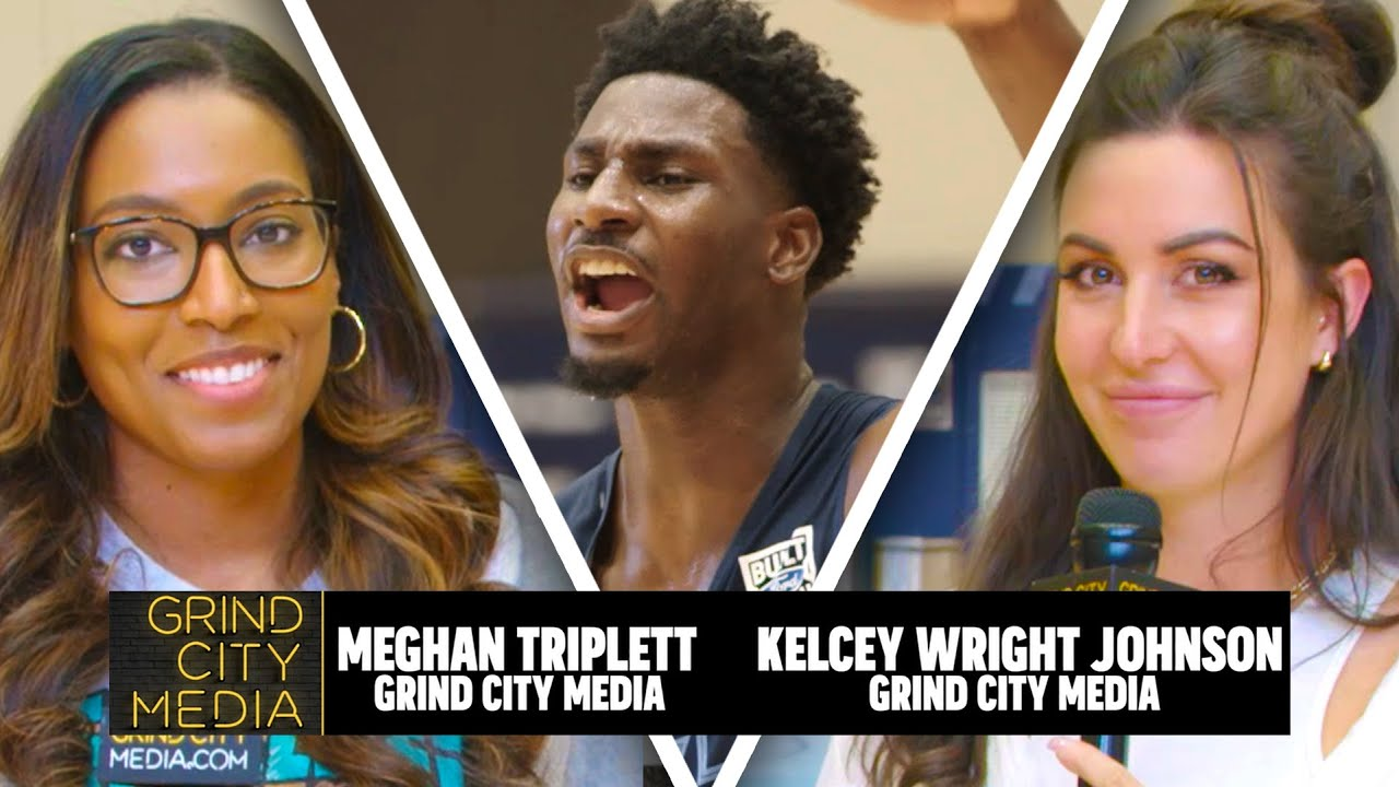 Grizzlies Training Camp Update (Day Two) | Memphis Grizzlies