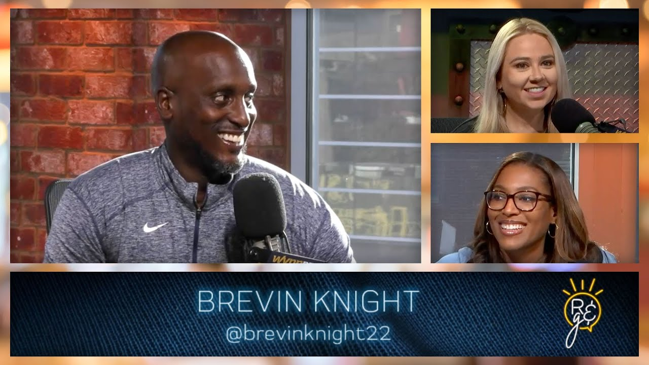 Rise & Grind - 10/12/21 | Jon Gruden Resigns, Brevin Knight and Meghan's Rock Band