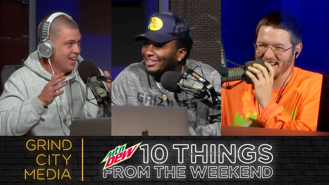 Chris Vernon Show - 10/11/21 | Ben Simmons Returning To 76ers?? + 10 Things
