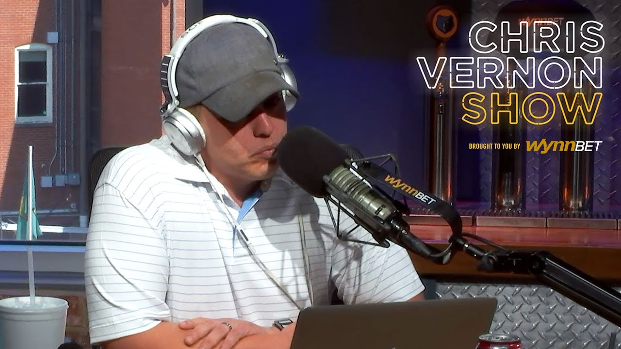 Chris Vernon Show - 10/7/21 | Ten Toes Down (TA News) + Fill In The Blank