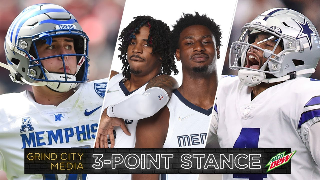 Tigers Lose To Temple, Grizz Preseason Expectations, Cowboys & Bills Contenders? | 3-Point Stance