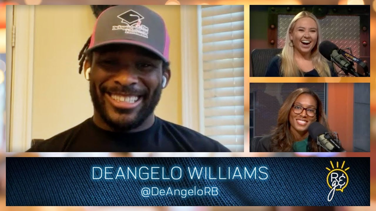 Rise & Grind - 10/13/21 | Memphis Madness, DeAngelo Williams and Can Chris Hoop