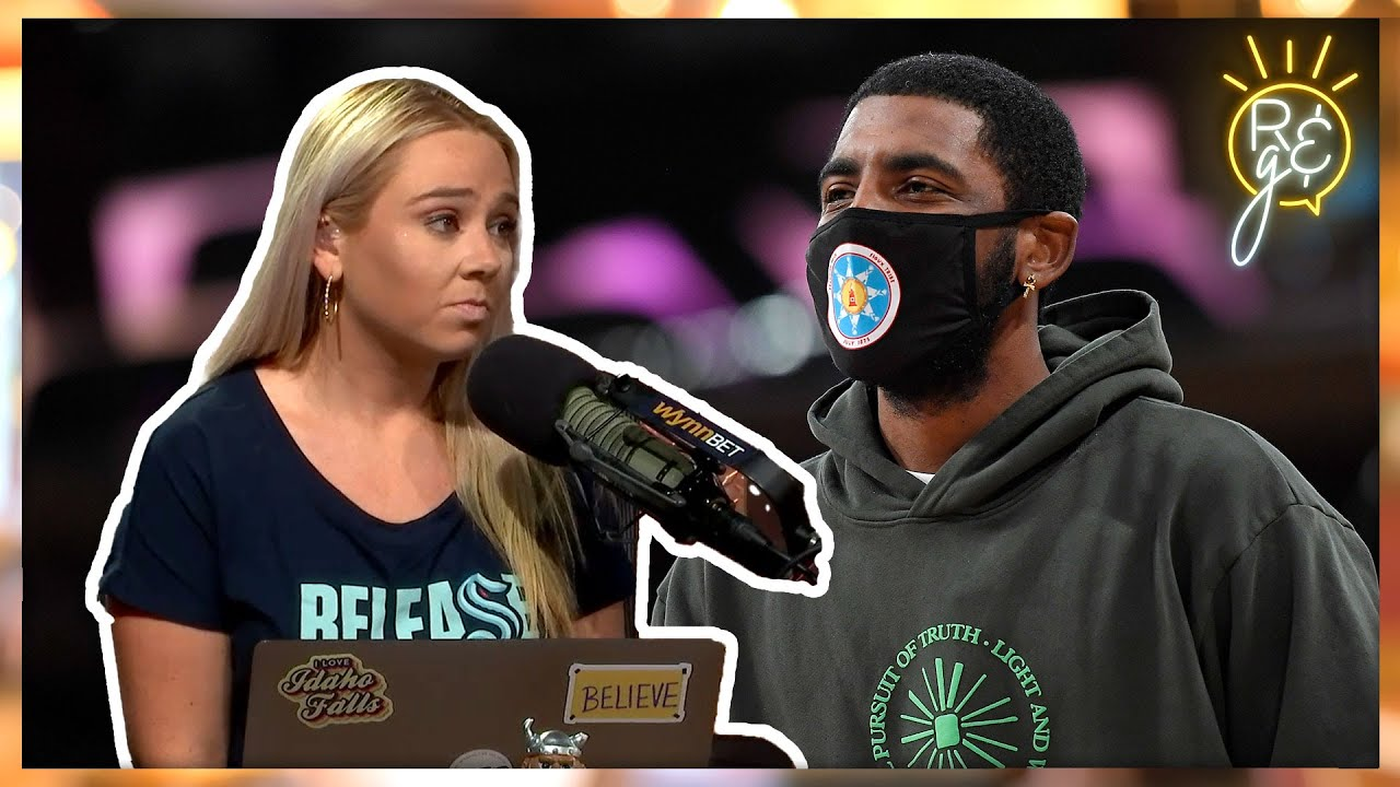 The Danger of Kyrie Irving's Divisive 'Anti-Mandate' Stance | Rise & Grind